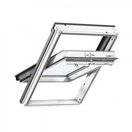 Velux Centre Pivot Roof Window 780mm X 1400mm White Painted Ggl Mk08 2070q