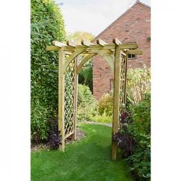 Forest Garden Highfield Ultima Pergola 1820 X 1360 X 2200