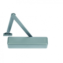 Briton 2110.l.ses Overhead Door Closer Silver