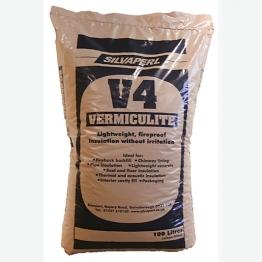 Silvaperl Vermiculite Insulation Granules V4 100l