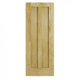 Oak 2 Panel Fd30 Internal Fire Door 1981mm X 838mm X 44mm
