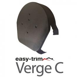 Easyverge Hr Ridge Cap C/w Flapcap Grey