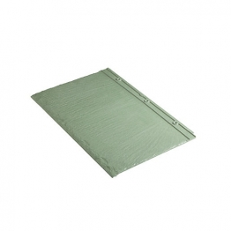 Redland Cambrian Left Hand Verge Slate & Half Langdale Green Roofing Tile
