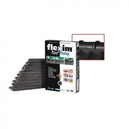 Flexim Roof Putty Black 4.5kg 1.5m-3.5m Pack Of 5