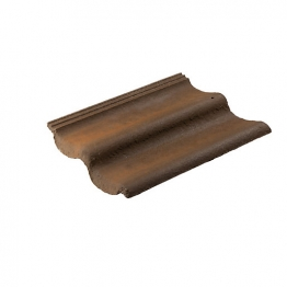 Redland Landmark Pantile Brown Brindle 590144 Roofing Tile