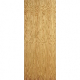 Internal Flush Oak Veneer Fd30 Fire Door 2040mm X 826mm X 44mm