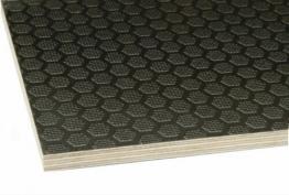 Phenolic Faced Plywood Hexagonal