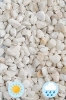 Polar White Decorative Aggregates Chippings Garden Gravel Stones 20mm 20kg